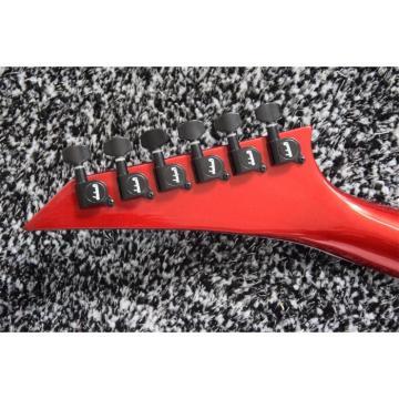 Custom Jackson Soloist Metallic Red X Series Electric Guitar