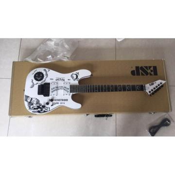 ESP KH2OUIJA Kirk Hammett Ouija Custom Electric Guitar