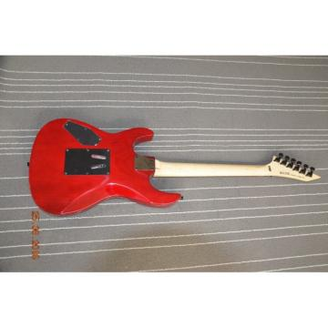 Custom Shop M 100 Floyd Rose Tremolo Red Wine Guitar ESP