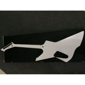Custom Shop ESP James Hetfield Snakebyte White Electric Guitar