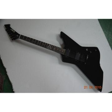 Custom Shop ESP James Hetfield Snakebyte Black Electric Guitar