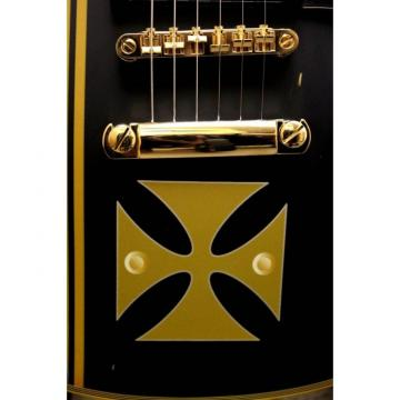 Custom Made ESP Metallica James Hetfield Iron Cross Electric Guitar