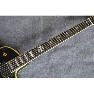 Custom Made ESP Iron Cross Black Electric guitar