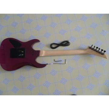 Custom Deville Purple TTM Super Shop Guitar