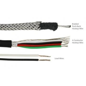 Humbucker Kit With Alnico 5 Magnets And Black Bobbins