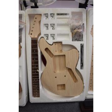 Custom Shop Unfinished Jaguar Guitar Kit
