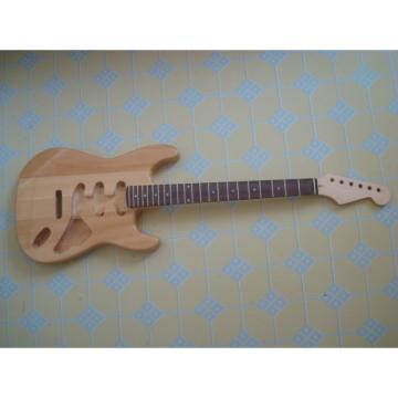 Custom Fender Stratocaster Unfinished Guitar Kit