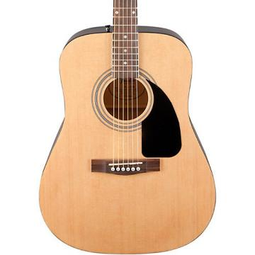 Fender FA-100 Dreadnought Acoustic Guitar Pack Natural