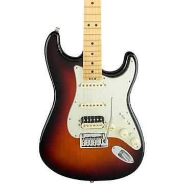 Fender American Elite Stratocaster HSS Shawbucker Maple Fingerboard Electric Guitar 3-Color Sunburst