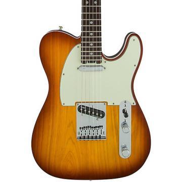 Fender American Elite Telecaster Rosewood Fingerboard Electric Guitar Tobacco Sunburst