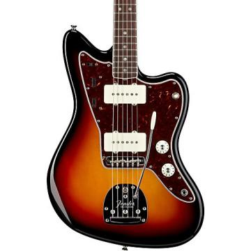 Fender American Vintage '65 Jazzmaster Electric Guitar 3-Color Sunburst Rosewood Fingerboard