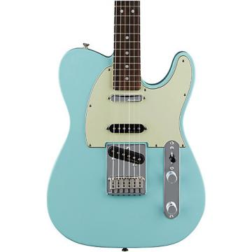 Fender Deluxe Nashville Rosewood Fingerboard Telecaster Daphne Blue