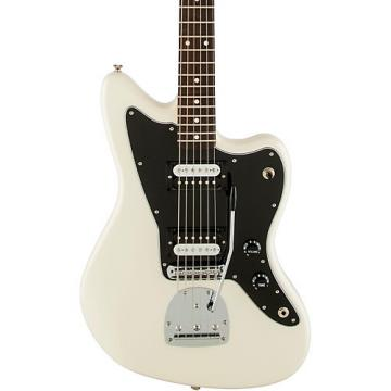 Fender Standard Jazzmaster HH Rosewood Fingerboard Electric Guitar Olympic White