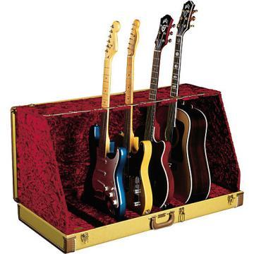 Fender 7 Guitar Case Stand Tweed