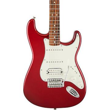 Fender Standard Stratocaster HSS Electric Guitar Candy Apple Red Rosewood Fretboard