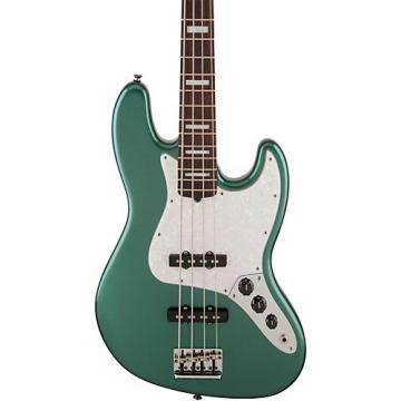 Fender Adam Clayton Jazz Bass Electric Bass Guitar Sherwood Green Metallic