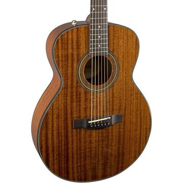 Fender FA-125S All-Mahogany Folk Acoustic Guitar Pack