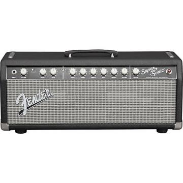 Fender Super-Sonic 22 22W Tube Guitar Amp Head Black