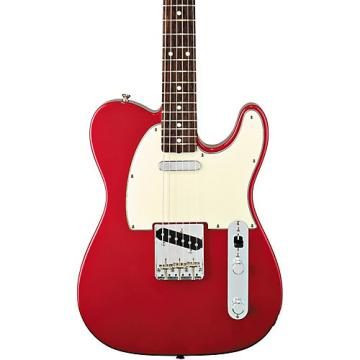 Fender Classic Series '60s Telecaster Electric Guitar Candy Apple Red