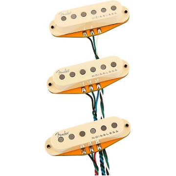 Fender Gen 4 Noiseless Stratocaster Pickups Set of 3 Aged White