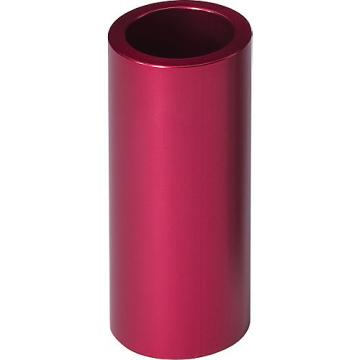Fender Anodized Aluminum Slide Candy Apple Red