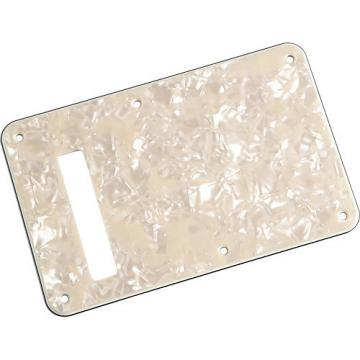 Fender Stratocaster Backplate Aged White Pearl Aged White
