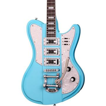 Schecter Guitar Research Ultra III Electric Guitar Vintage Blue