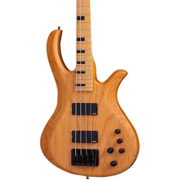 Schecter Guitar Research Riot-4 Session Electric Bass Guitar Satin Aged Natural