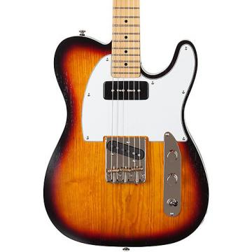 Schecter Guitar Research PT Special Solid Body Electric Guitar 3-Tone Sunburst