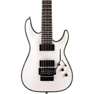 Schecter Guitar Research Hellraiser C-7 FR 7-String Electric Guitar White