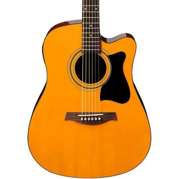 Ibanez V70CE Acoustic-Electric Cutaway Guitar Antique Natural