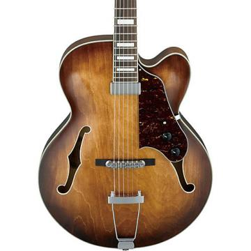 Ibanez Artcore AF71F Hollowbody Electric Guitar Tobacco Brown