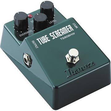 Ibanez TS808HW Tube Screamer Overdrive Guitar Effects Pedal