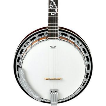 Ibanez B200 5-String Banjo Natural Closed Back