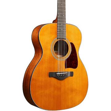 Ibanez AV4CE Artwood Vintage Grand Concert Acoustic Guitar with Thermo Aged Top Natural