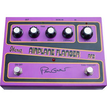 Ibanez AF2 Paul Gilbert Signature Airplane Flanger Guitar Effects Pedal
