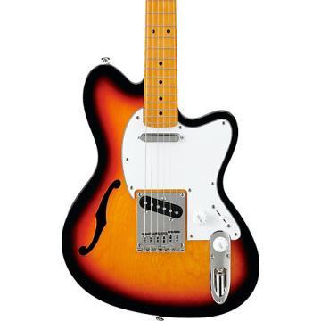 Ibanez Ibanez Talman Series TM302HM Semi-hollow Electric Guitar Tri-Burst