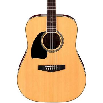 Ibanez Performance Series PF15 Left Handed Dreadnought Acoustic Guitar Natural