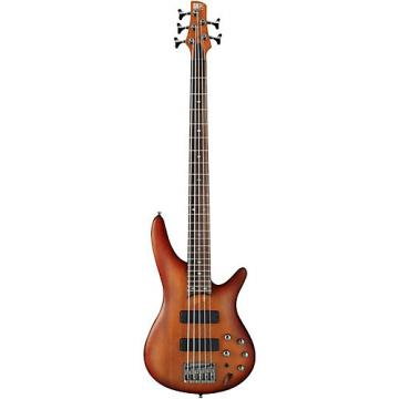 Ibanez SR505 5-String Electric Bass Guitar Light Violin Sunburst