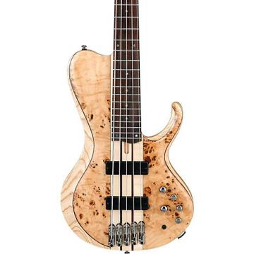 Ibanez BTB845SC 5-String Electric Bass Guitar Low Gloss Natural