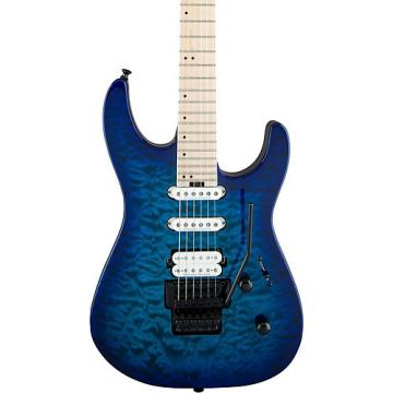 Jackson Pro Series Dinky DK3QM Electric Guitar Chlorine Burst