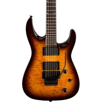 Jackson SLATXMGQ3-6 Soloist X Series Quilt Maple Top Electric Guitar Tobacco Burst