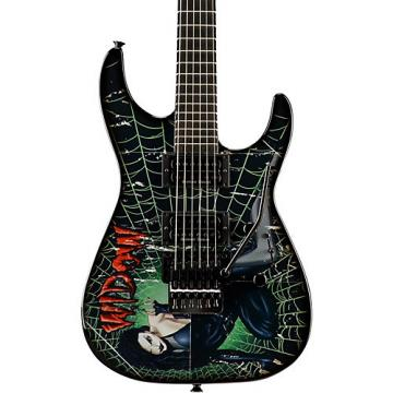 Jackson Custom Select Soloist Electric Guitar Custom Widow Graphic