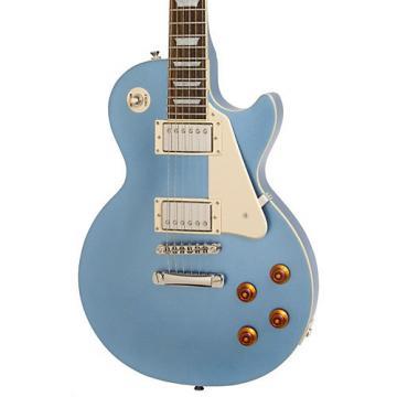 Epiphone guitarra Standard Plain Top Electric Guitar Pelham Blue