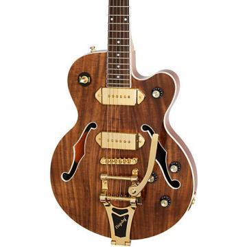 Epiphone Limited Edition Wildkat Koa Electric Guitar Natural