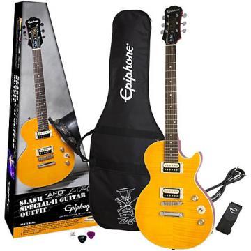 "Epiphone Slash ""AFD"" guitarra Guitar Outfit"
