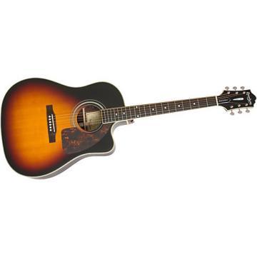 Epiphone Masterbilt AJ-500RCE Acoustic-Electric Guitar Vintage Sunburst