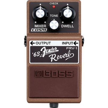 Boss FRV-1 '63 Fender Reverb Guitar Effects Pedal