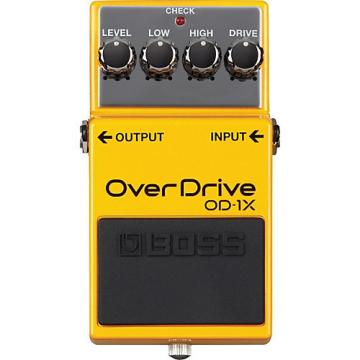 Boss OD-1X Overdrive Guitar Effects Pedal