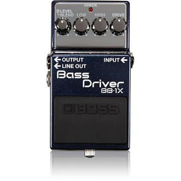Boss BB-1X Bass Driver Effects Pedal